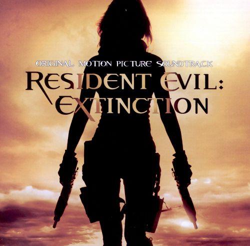 Resident Evil: Extinction [CD] 8491606