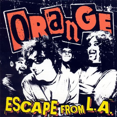 Escape from L.A. [CD] [PA] 8493784
