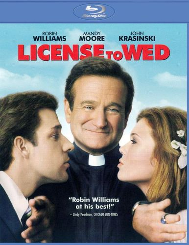 License to Wed [Blu-ray] [2007] 8495283