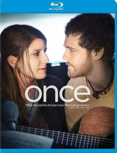 Once [Blu-ray] [With Music Money] [2007] 8501087