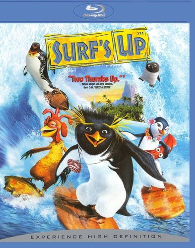 Surf's Up [Blu-ray] [2007] 8501882