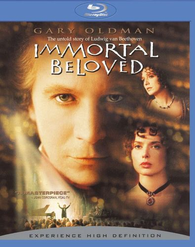 Immortal Beloved [Blu-ray] [1994] 8501891