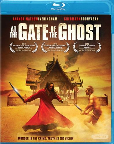 At the Gate of the Ghost [Blu-ray] [2011] 8506091