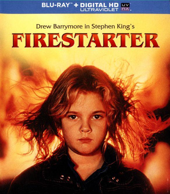 Firestarter [Includes Digital Copy] [UltraViolet] [Blu-ray] [1984] 8506124