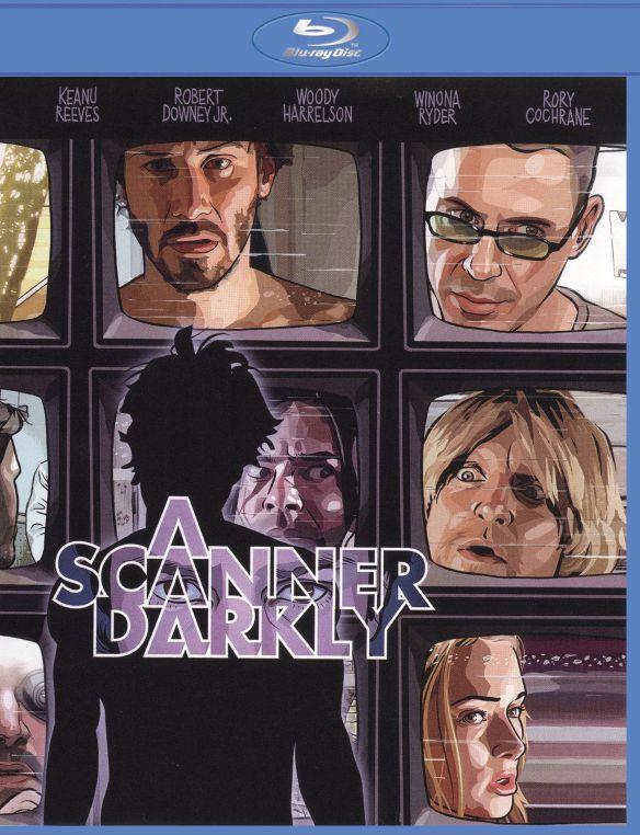 A Scanner Darkly [Blu-ray] [2006] 8507537