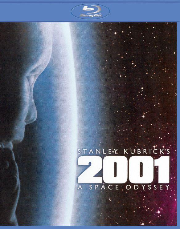 2001: A Space Odyssey [Blu-ray] [1968] 8509795