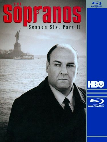 The Sopranos: Season Six, Part 2 [Blu-ray] [4 Discs] 8510051