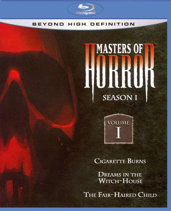 Masters of Horror: Season 1, Vol. 1 [Blu-ray] 8512772