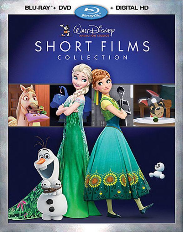 Walt Disney Animation Studios Short Films Collection [Blu-ray/DVD] [Includes Digital Copy] 8514035