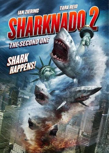 Sharknado 2: The Second One [DVD] [2014] 8514053