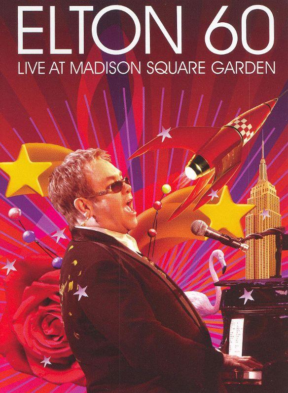 Elton John: Elton 60 - Live at Madison Square Garden [DVD] [2007] 8518703