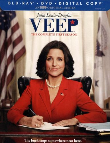 Veep: The Complete First Season [3 Discs] [Includes Digital Copy] [Blu-ray/DVD] 8519156
