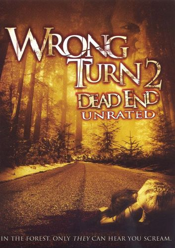 Wrong Turn 2: Dead End [Unrated] [DVD] [2007] 8521012