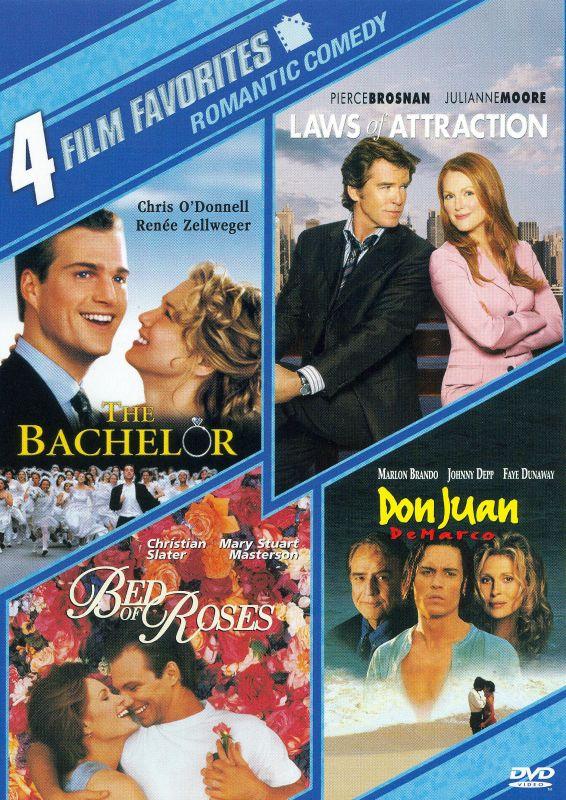 Romantic Comedy: 4 Film Favorites [2 Discs] [DVD] 8521771