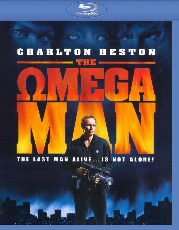 The Omega Man [WS] [Blu-ray] [1971] 8522217