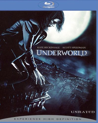 Underworld [Unrated] [Blu-ray] [2003] 8531458