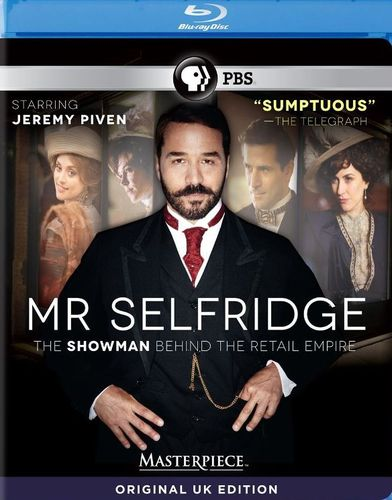 Masterpiece: Mr Selfridge [3 Discs] [Blu-ray] 8534067