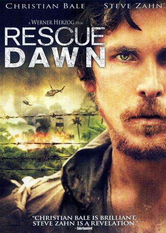 Rescue Dawn [DVD] [2006] 8538335