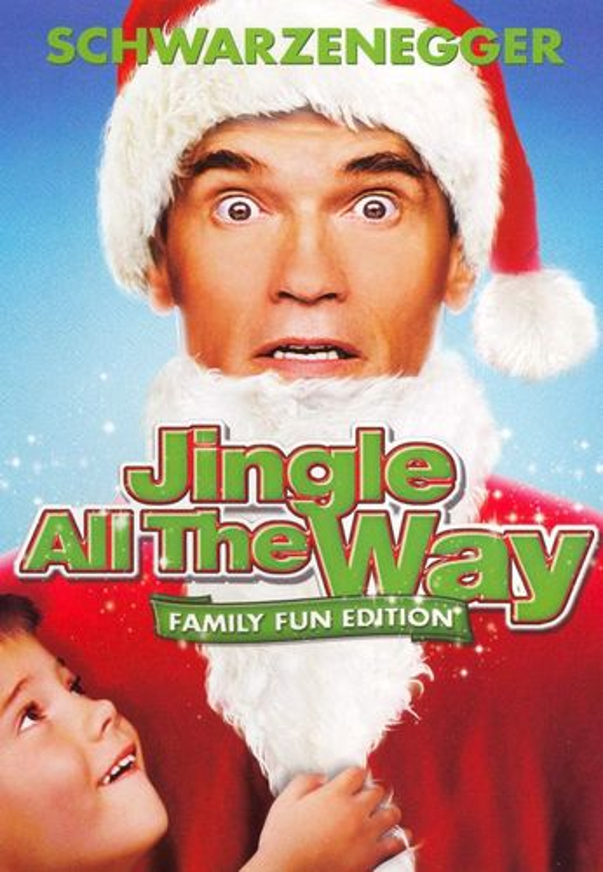 Jingle All the Way [Family Fun Edition] [DVD] [1996] 8538512