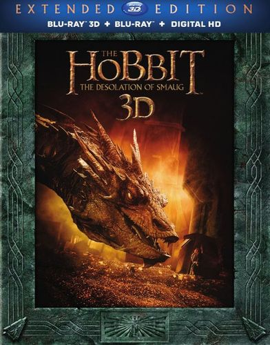 The Hobbit: The Desolation of Smaug 3D [Includes Digital Copy] [UltraViolet] [3D] [Blu-ray] [Blu-ray/Blu-ray 3D] [2013] 8540027