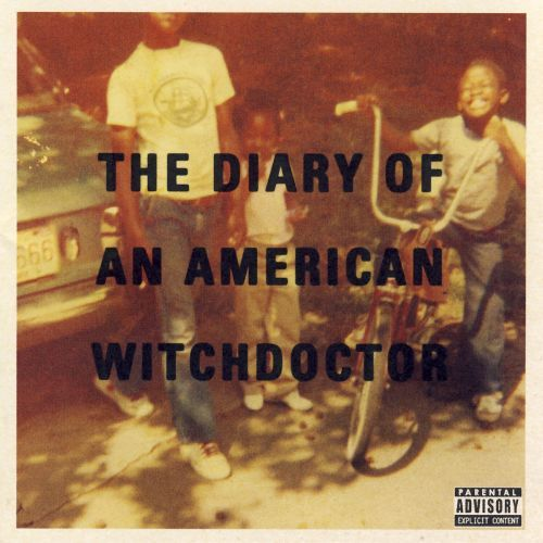 The Diary of an American Witchdoctor [CD] [PA] 8544809