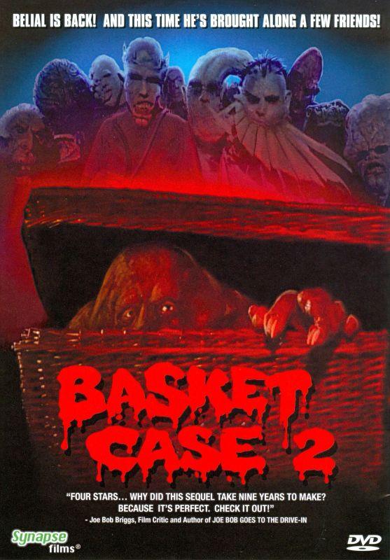 Basket Case 2 [DVD] [1990] 8547628