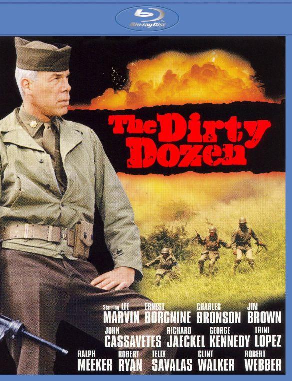 The Dirty Dozen [Blu-ray] [1967] 8557536