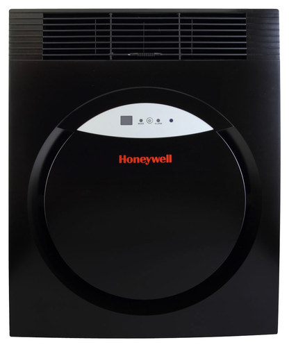 Honeywell - 350 Sq. Ft. Portable Air Conditioner - Black