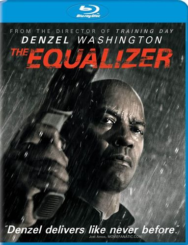 The Equalizer [Blu-ray] [2014] 8571006