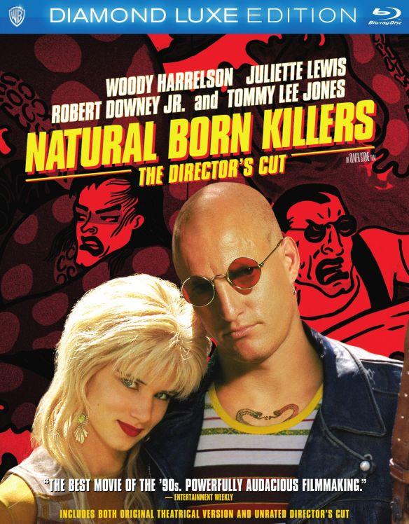 Natural Born Killers [20th Anniversary] [2 Discs] [Blu-ray] [1994] 8578114