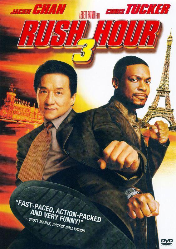 Rush Hour 3 [DVD] [2007] 8579638
