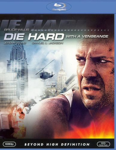 Die Hard with a Vengeance [Blu-ray] [1995] 8586452