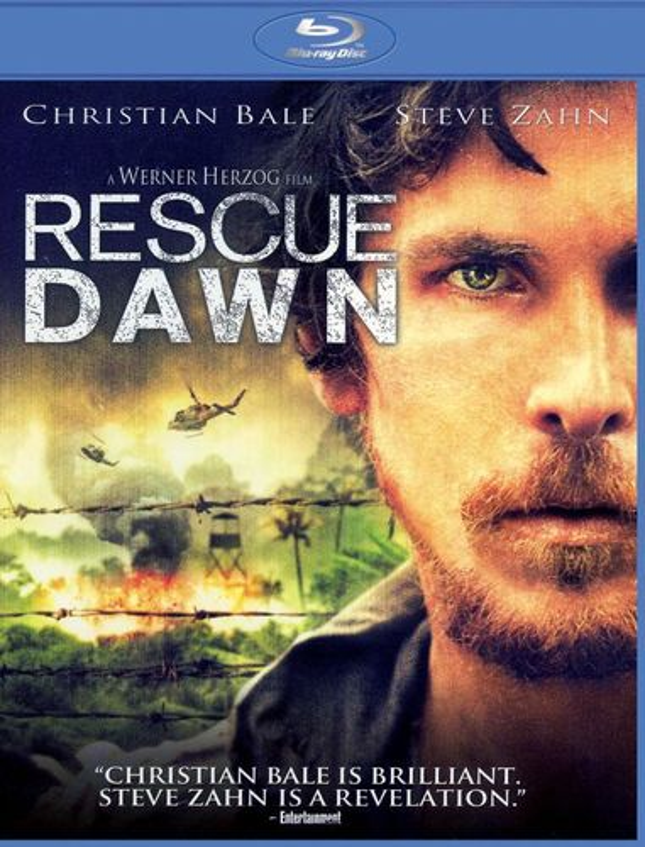 Rescue Dawn [Blu-ray] [2006] 8586461