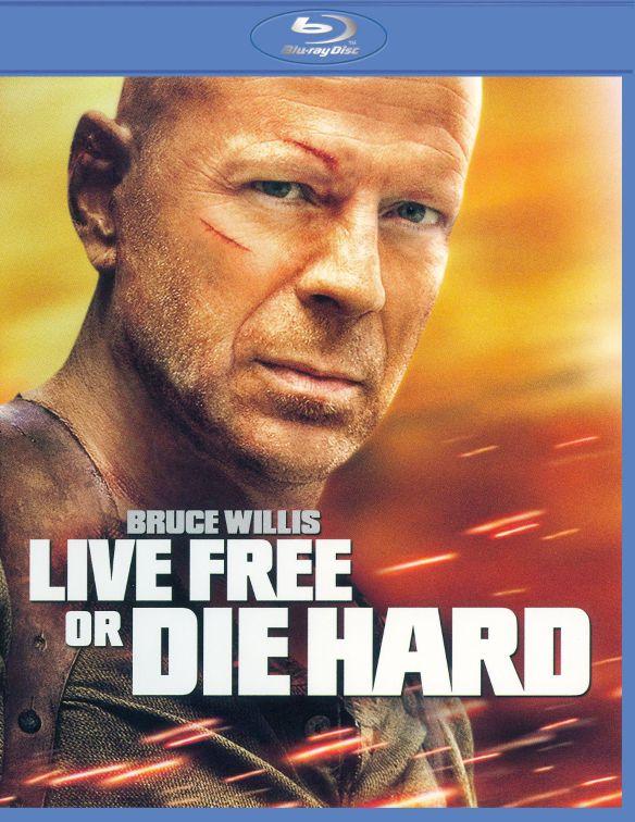 Live Free or Die Hard [Blu-ray] [2007] 8588744