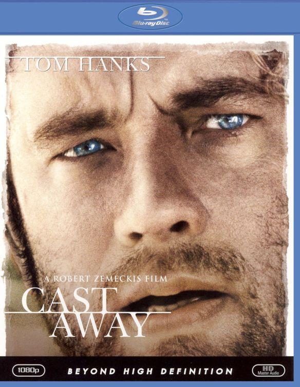Cast Away [Blu-ray] [2000] 8588799