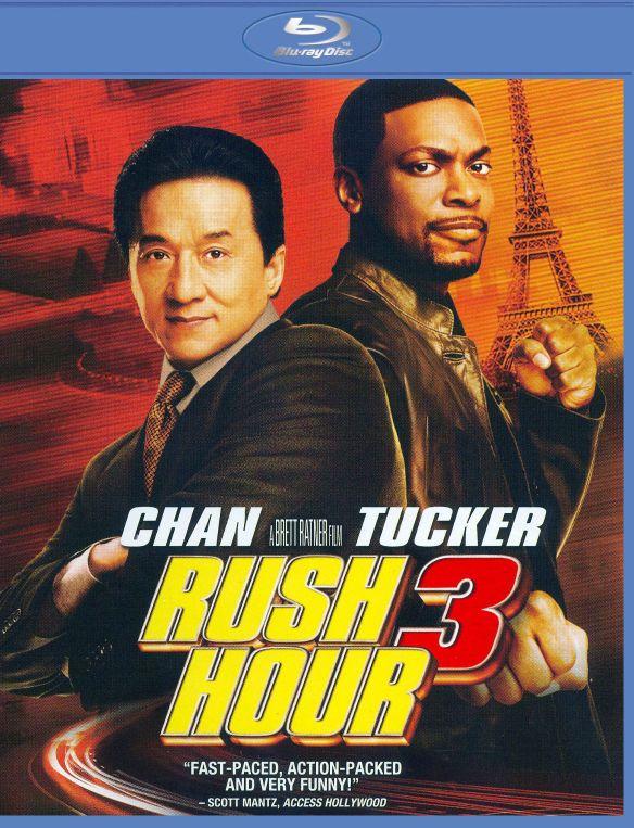 Rush Hour 3 [Blu-ray] [2007] 8589896