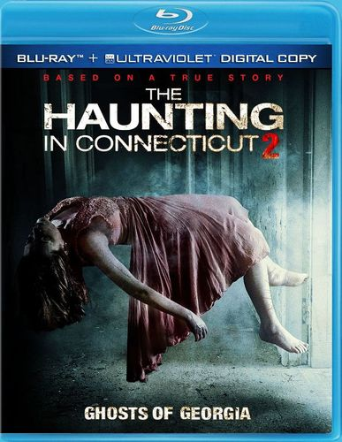 The Haunting in Connecticut 2: Ghosts of Georgia [Includes Digital Copy] [UltraViolet] [Blu-ray] [2013] 8591219