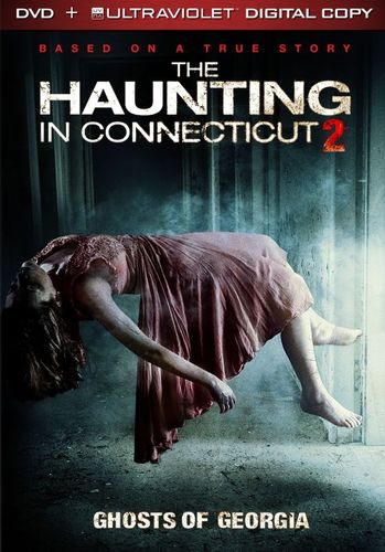 The Haunting in Connecticut 2: Ghosts of Georgia [Includes Digital Copy] [UltraViolet] [DVD] [2013] 8591228