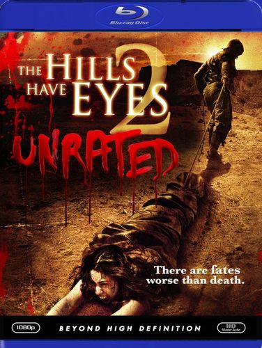 The Hills Have Eyes 2 [Blu-ray] [2007] 8593015