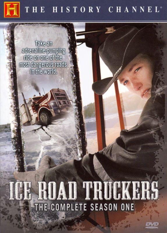 Ice Road Truckers: Season One [3 Discs] [DVD] 8593578