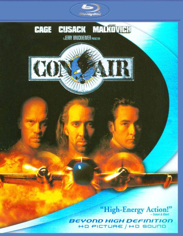 Con Air [Blu-ray] [1997] 8601943