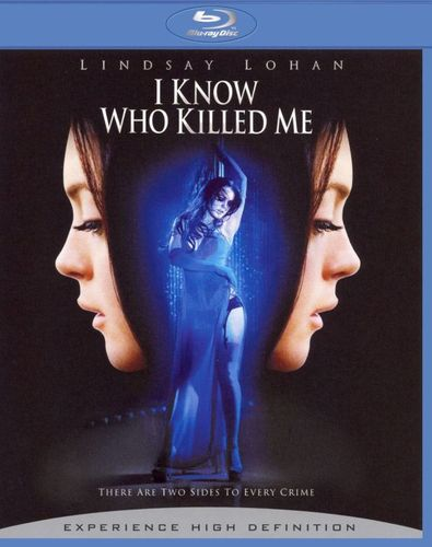 I Know Who Killed Me [Blu-ray] [2007] 8602309