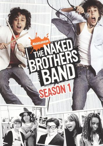 The Naked Brothers Band: Season 1 [2 Discs] [DVD] 8602586