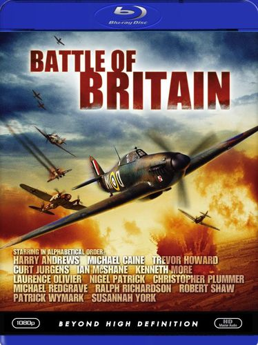 The Battle of Britain [Blu-ray] [1969] 8604281