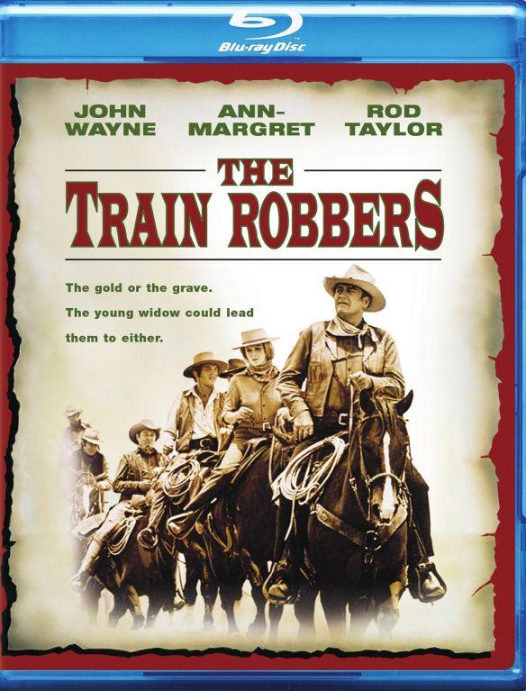 The Train Robbers [Blu-ray] [1973] 8610074