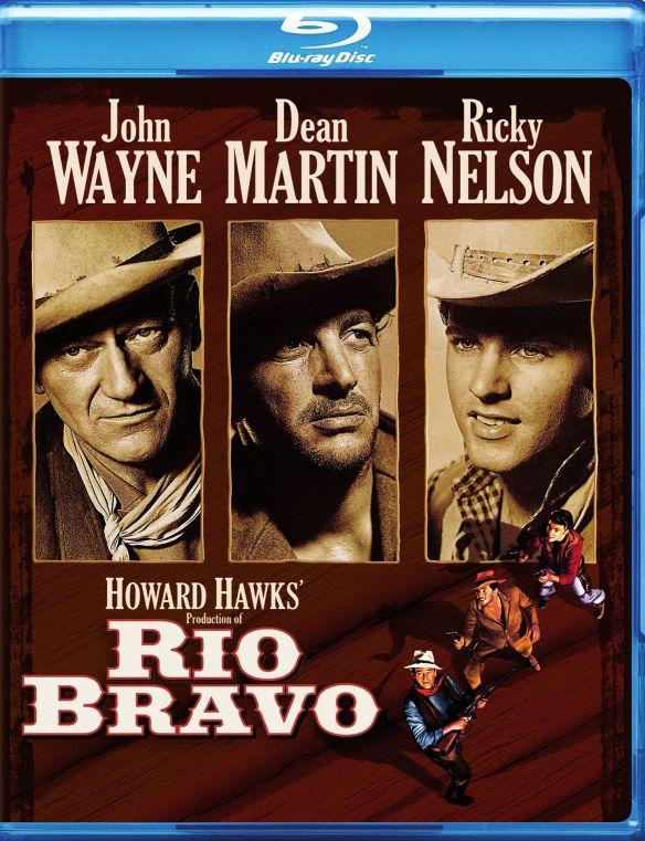 Rio Bravo [Blu-ray] [1959] 8610083