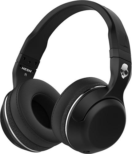 Skullcandy - Hesh 2 Unleashed Wireless Over-the-Ear Headphones - Black