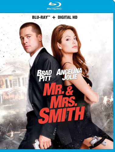 Mr. & Mrs. Smith [Blu-ray] [2005] 8617128