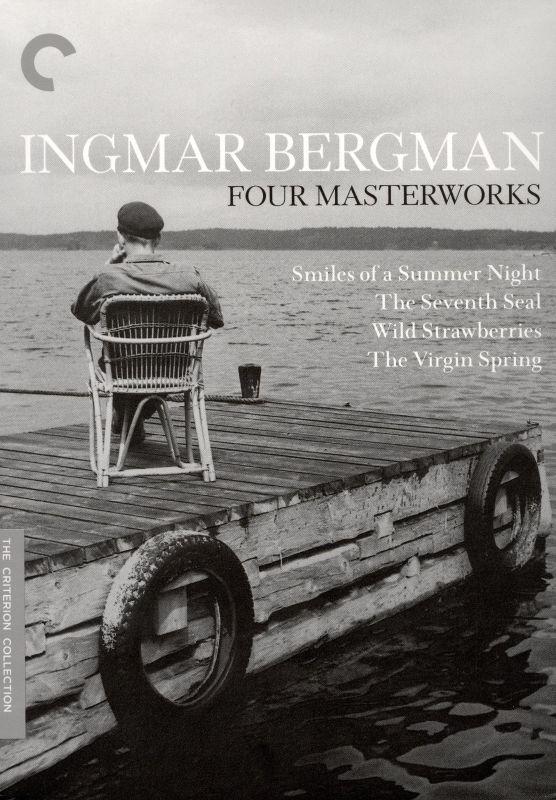 Ingmar Bergman: Four Masterworks [4 Discs] [Criterion Collection] [DVD] 8619284