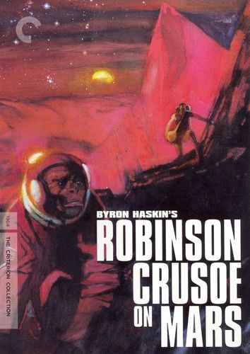 Robinson Crusoe on Mars [Criterion Collection] [DVD] [1964] 8625927